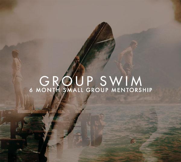 group swim class